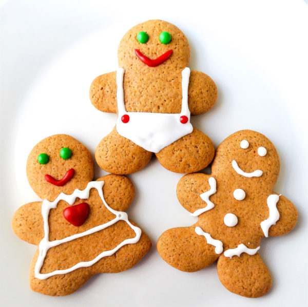 Gingerbread Cookies Recipe Made With Honey Sum Of Yum